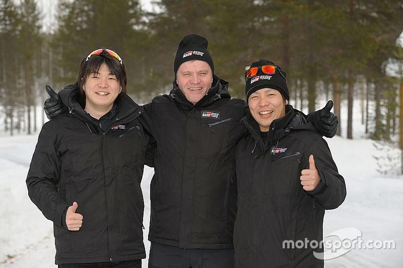 Toyota Katsuta: nel 2019 farà correre in 2 gare il giapponese sulla quarta Yaris WRC!