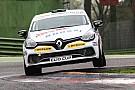 A Imola Francia e Ricciarini inaugurano la stagione 2016 della Clio Cup Italia
