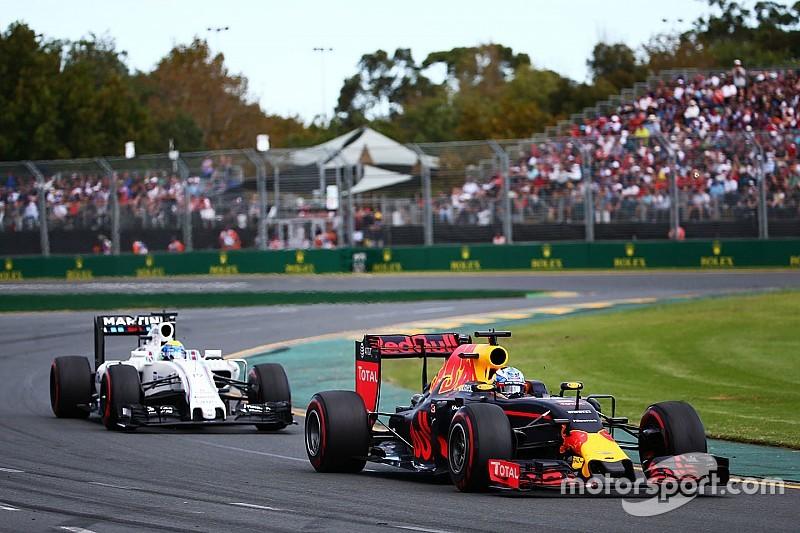 Ricciardo 'not far off' leaders in Melbourne