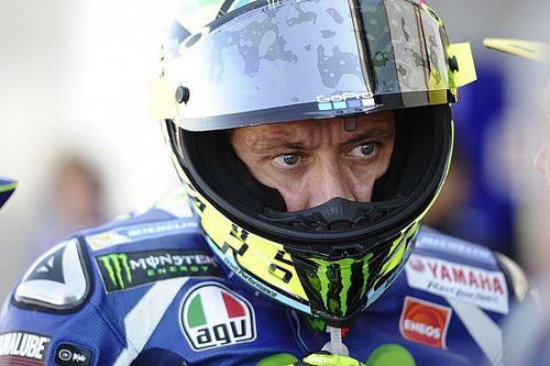 "Rossi still drawing motivation from ""stolen"" 2015 title"