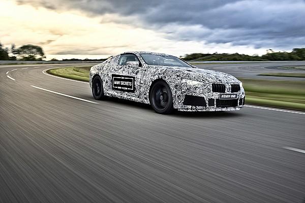 WEC Actualités BMW confirme la base de la M8 pour son engagement en GTE