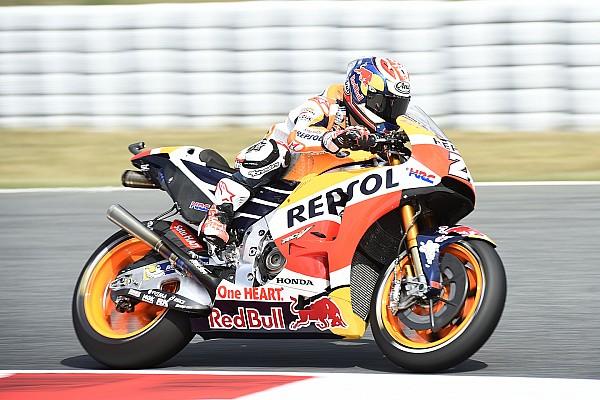 MotoGP Гран Прі Каталонії: Педроса виграв кваліфікацію, Россі 13-й