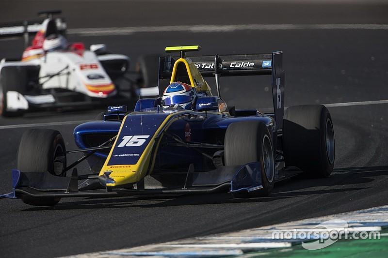 MP Motorsport sostituirà DAMS in GP3 nel 2018
