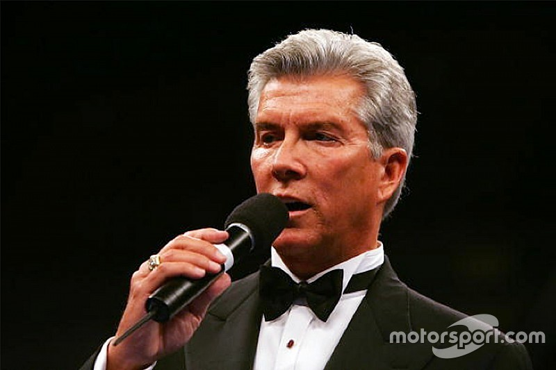 """Let's get ready to rumble"": Michael Buffer kündigt F1-Stars an"