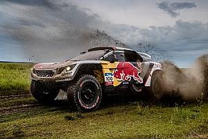 Rally Raid Ultime notizie Tutti i numeri del trionfo Peugeot al Silk Way Rally 2017