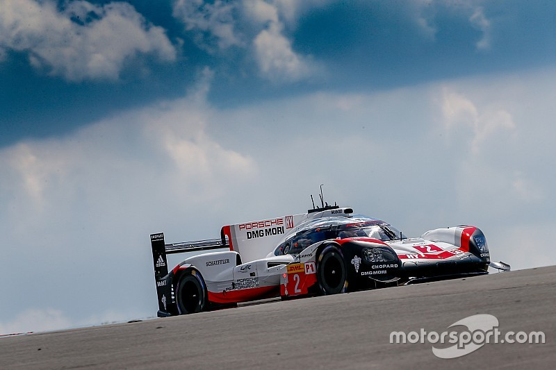 Porsche al frente de la segunda sesión en Nurburgring