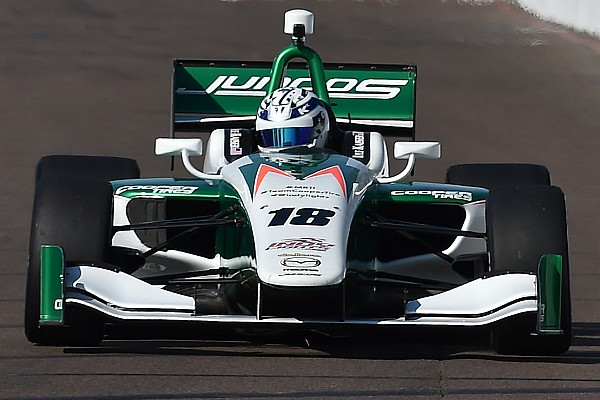 Toronto Indy Lights Kaiser Masterful To Score Race 1 Win