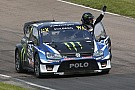 World Rallycross Solberg a mis fin à plus d'un an de disette