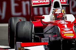 FIA F2 Analyse Le point F2 - Leclerc à deux doigts de l'exploit