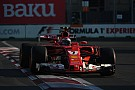 Räikkönen troisième mais