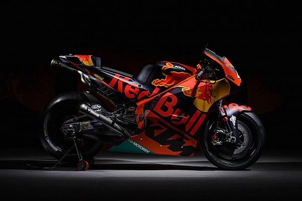 KTM zeigt MotoGP-Bike für die Motorrad-Saison 2017
