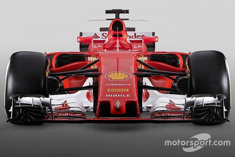 Ferrari a confronto: guarda le differenze fra SF70H e SF16-H