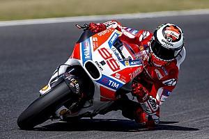 MotoGP Interview Lorenzo interview: