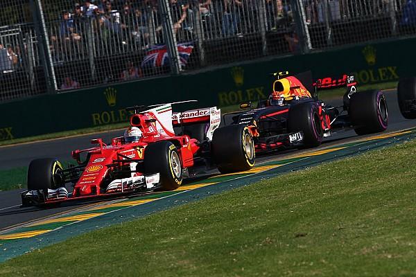 Formula 1 Breaking news Vettel merasa terbantu oleh Verstappen