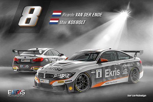 Ekris Motorsport met verbeterde bolide in GT4 European Series