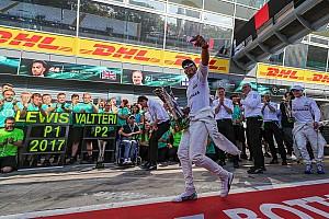 F1 Comentario James Allen y la F1: Gran margen de Mercedes en Monza