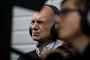 Formula 1 Interview The secrets of Formula 1's greatest 'dinosaur' mind