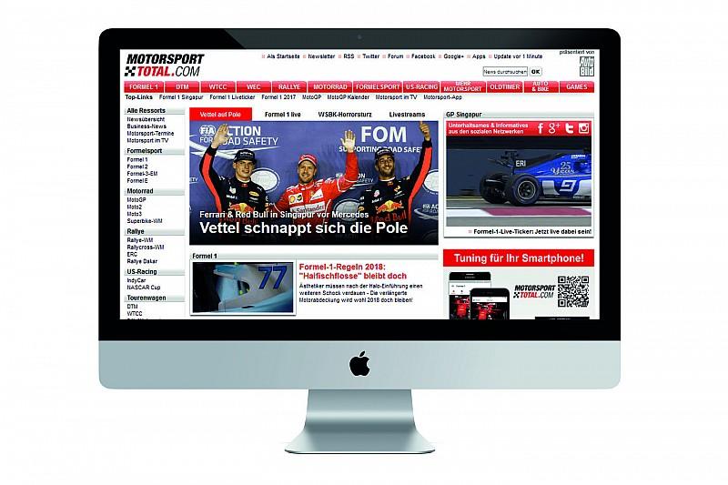 Motorsport Network придбала спортивну медіагрупу в рамках розширення в Німеччині