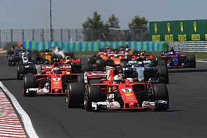 Formule 1 Actualités Vers l'arrivée de pièces standard en Formule 1?