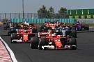 Carey: F1 parçaları standart hale gelebilir