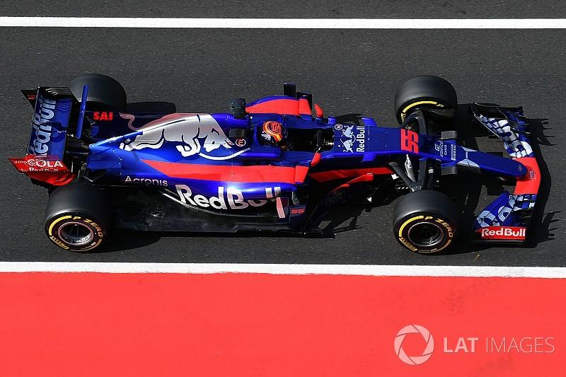 Toro Rosso очікує на проблеми у Спа та Монці
