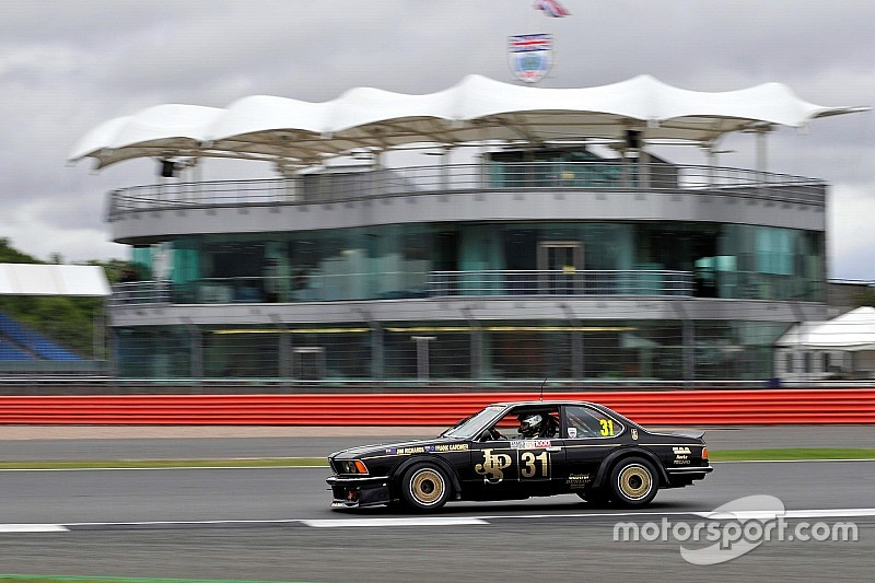 Australian Touring Car icon wins Silverstone award