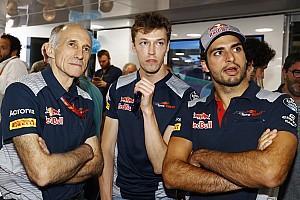 Toro Rosso quiere a un Kvyat menos emocional