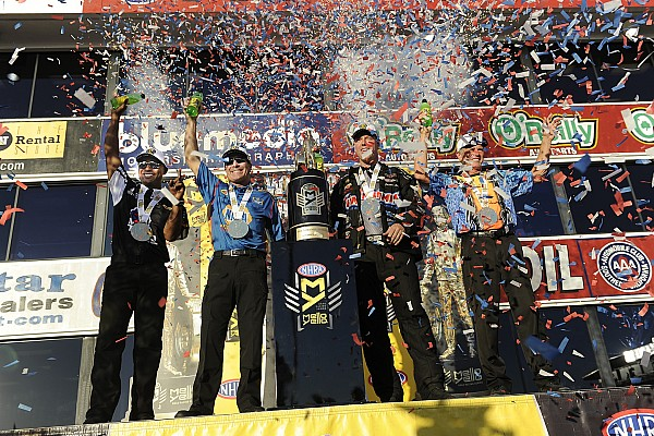 Capps, Line, Savoie take titles; Kalitta, Johnson Jr., Anderson, Smith earn wins
