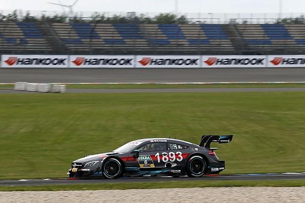 Robert Wickens agguanta la pole per Gara 2 di un soffio
