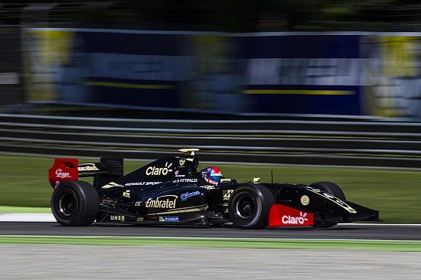 Formula V8 3.5 Reporte de la carrera Fittipaldi gana la segunda en Jerez y Celis en cuarto