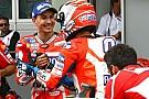 MotoGP Lorenzo lobt Dovizioso: