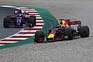 Ricciardo ve Verstappen, Red Bull'un hızından memnun