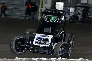 Midget Breaking news Chili Bowl Nationals: Justin Grant wins Friday night qualifier