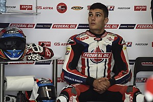 Moto2 Reactions Navarro yakin sudah pulih awal Januari