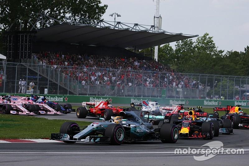 【F1】優勝のハミルトン「チームワークでフェラーリに大打撃を与えた」