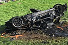 Automotive Rimac says supercar flew over 300 yards during Hammond crash