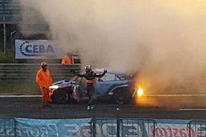Other rally Reporte de la carrera Sordo rompe el motor en la última prueba del Monza Rally Show