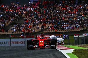Formula 1 Özel Haber Küçük Ferrari fanı yarışın ilgi odağı oldu