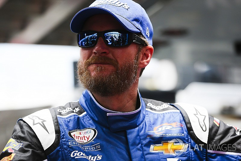 "Dale Earnhardt Jr. - ""What in the hell is going on in this world?"""