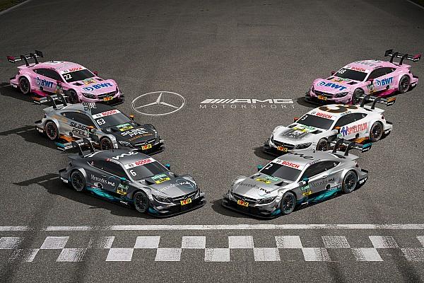 GALERÍA: Mercedes y su paso por el DTM