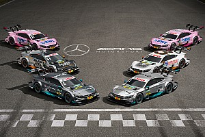 DTM Artículo especial GALERÍA: Mercedes y su paso por el DTM
