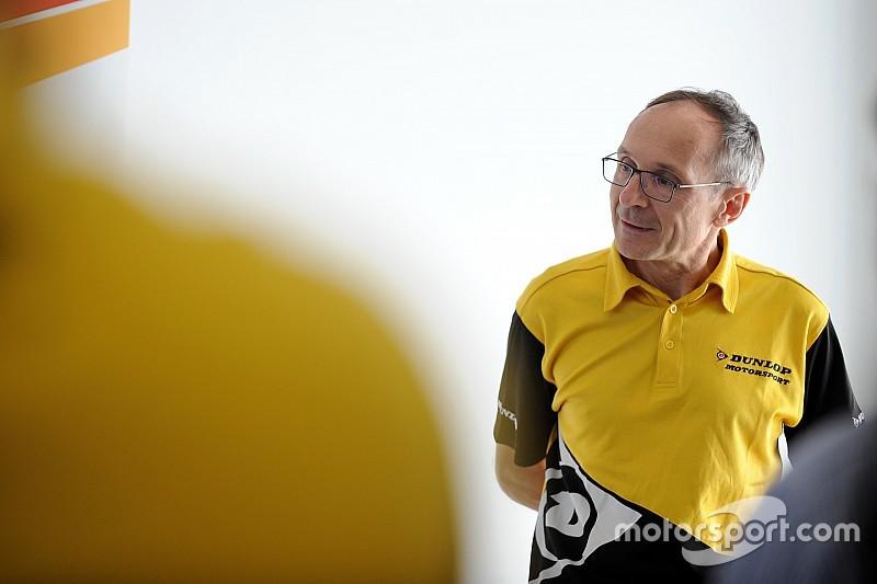"""Dunlop: """"Estamos trabajando para volver en 2018 a los LMP1"""""""
