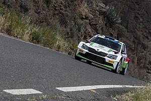 WRC Ultime notizie Griebel al Rally di Germania con la ŠKODA Fabia R5 della BRR