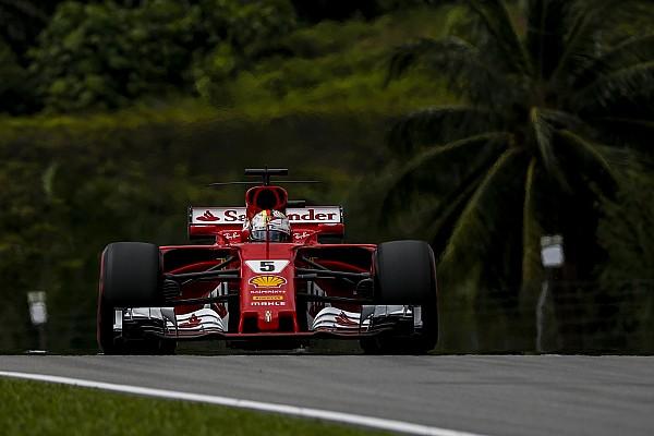 Vettel blames Stroll for