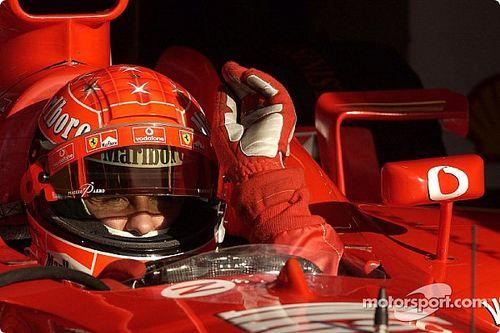 """Binotto: """"Schumacher'in geri bildirimleri mükemmel değildi çünkü her turu harikaydı"""""""
