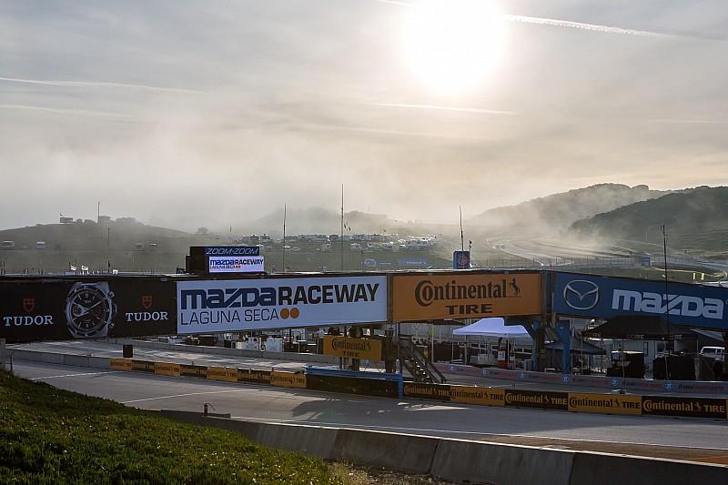 Laguna Seca reemplazará a Sonoma en la temporada 2019