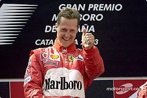 GALERÍA: todas las marcas de Michael Schumacher en Fórmula 1