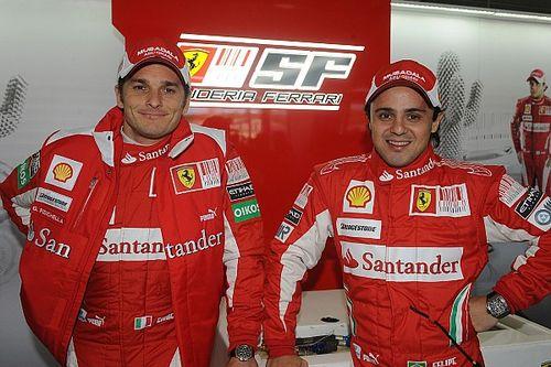 Fisichella : Un remplacement F1 raté mais une seconde carrière Ferrari