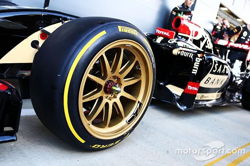 Pirelli: З 18-дюймовими дисками Ф1 стане швидшою на три секунди