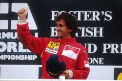 Podium: 1. Alain Prost, Ferrari